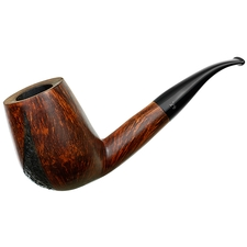 Bjarne Giant Partially Rusticated Bent Billiard