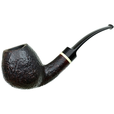 Peter Hedegaard Sandblasted Bent Brandy with Bone