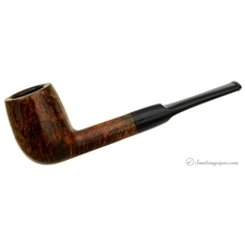 The Guildhall Smooth Billiard (6) (by Comoy's) (Replacement Stem)