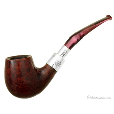 GBD Smooth Bent Billiard with Silver Spigot (J) (1985)