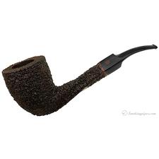 James Upshall Rusticated Bent Dublin (Extra Large) (Unsmoked)