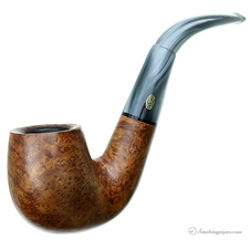 GBD Varichrome Smooth Bent Billiard (9456) (pre-1980)