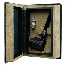 Dunhill Shell Briar Christmas 2000 'Eight Maids A-Milking' (5122) (44/500) (with Case) (Unsmoked)