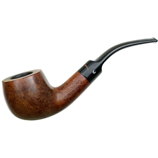 Comoy's Royal Guard Smooth Bent Pot (224) (D) (Post-1980)