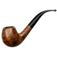 Comoy's Claridge Smooth Bent Apple (184) (F) (post-1980)