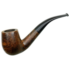 Charatan's Make Perfection Smooth Bent Billiard (110) (Pre-1960)