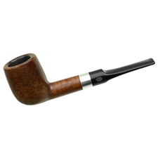 GBD Virgin Smooth Billiard with Silver (135) (pre-1980)