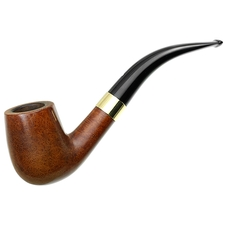 Dunhill Root Briar with 18KT Gold Band (51021) (1978)