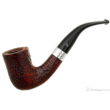 Peterson Sherlock Holmes Sandblasted Rathbone (Fishtail) (2012) (Unsmoked)