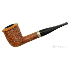Savinelli Achille's Favorite III Rusticated (AS 140) (6mm) (Unsmoked)