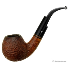 Ascorti Sandblasted Bent Apple (KS)