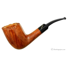 Savinelli Autograph Smooth Bent Billiard (8) (6mm) (Unsmoked)
