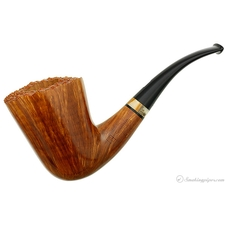 Castello Collection Greatline Bent Dublin with Pietra Preziosa Stone (KKK) (2000) (Unsmoked)