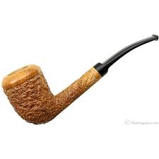Don Carlos Rusticated Calabash (Unsmoked)