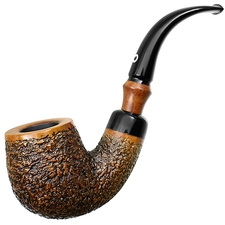 Il Ceppo Free Line Rusticated Bent Billiard (G3041)