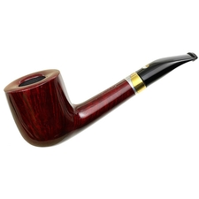 Aldo Velani Smooth Bent Pot (D) (58) (Unsmoked)