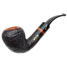 Savinelli Collection 1999 Sandblasted Acorn (6mm) (Unsmoked)