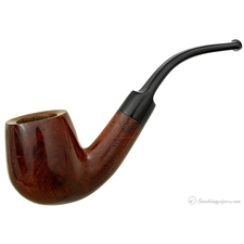 White Bar Smooth Bent Billiard