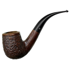 Julius Vesz Rusticated Bent Billiard (2) (57)