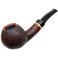 P.S. Studio Sandblasted Bent Apple with Boxwood (Unsmoked)