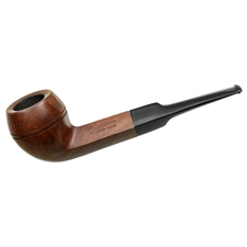Unknown Straight Grain Imported Briar Bulldog