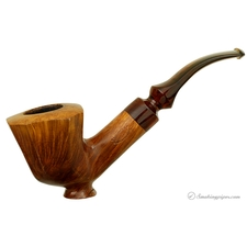 Tim West Smooth Paneled Bent Dublin Sitter