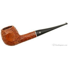 Kaywoodie Super Grain S-L Partially Rusticated Apple (1950s-1960s)