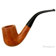 Bertram (Washington D.C.) Smooth Bent Billiard (105) (Unsmoked)