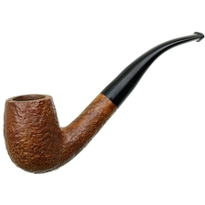 Edward's Sandblasted Bent Billiard (712-M)