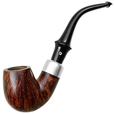 Kaywoodie Chesterfield Smooth Bent Billiard (P-Lip)