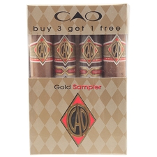 CAO Gold Sampler pack